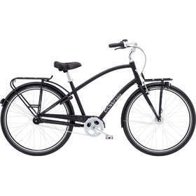 "Electra Townie Commute 7i EQ Men 28"" satin black"